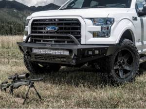 Bodyguard - A2L Low Profile Front Bumper - Best Seller - Ford