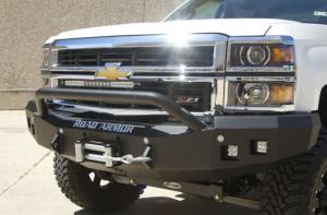 Truck Bumpers - Road Armor Stealth - GMC Sierra 1500 2014-2015