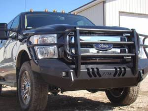 Truck Bumpers - Throttle Down Kustoms - Ford F250/F350 2011-2016