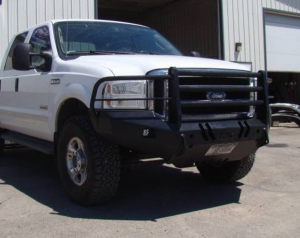 Truck Bumpers - Throttle Down Kustoms - Ford F250/F350 2005-2007