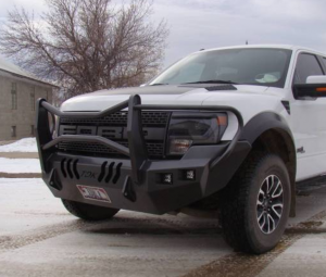 Truck Bumpers - Throttle Down Kustoms - Ford Raptor 2009-2014