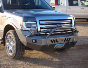 Truck Bumpers - Throttle Down Kustoms - Ford F150 2009-2014