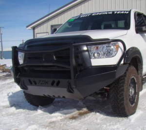 Truck Bumpers - Throttle Down Kustoms - Toyota Tundra 2007-2013