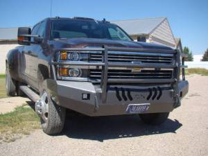 Truck Bumpers - Throttle Down Kustoms - Chevy Silverado 2500HD/3500 2015-2017