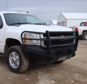 Truck Bumpers - Throttle Down Kustoms - Chevy Silverado 2500HD/3500 2011-2014