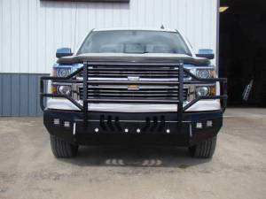 Truck Bumpers - Throttle Down Kustoms - Chevy Silverado 1500 2014-2015