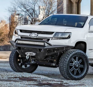 Truck Bumpers - Addictive Desert Designs - Chevy Colorado 2015-2018