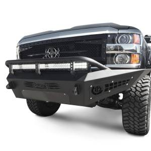 Truck Bumpers - Addictive Desert Designs - Chevy Silverado 2500HD/3500 2015-2018