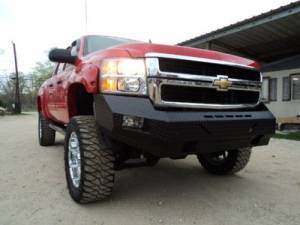 Premium Series Bumpers - Chevy - Thunderstruck - Thunderstruck CHD11-FB Premium Front Bumper Chevy 2500HD/3500 2011-2014