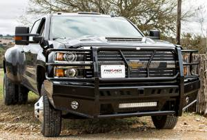 Truck Bumpers - Frontier Truck Gear - Pro Series Front Bumpers