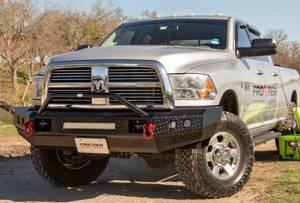 Truck Bumpers - Frontier Truck Gear - Sport Front Bumpers