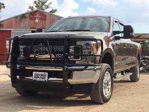 B Exterior Accessories - Grille Guards - Ranch Hand - Ranch Hand GGF171BL1 Legend Grille Guard Ford F250/F350 2017-2018