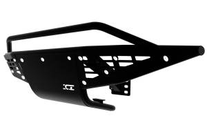 Truck Bumpers - ICI Innovative Creations - ICI PRF102CH Baja Front Bumper Chevy Silverado 1500 2007-2013