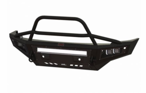 Shop Bumpers By Vehicle - GMC Canyon - Bodyguard - Bodyguard GCG15E A2L Non-Winch Low Profile Sport Front Bumper GMC Canyon 2016-2018