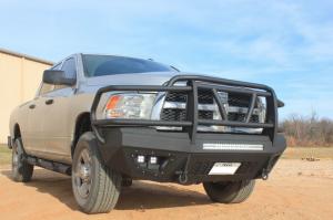 T2 Series Front Bumper - Chevrolet - Bodyguard - Bodyguard T2FEC152X Extreme T2 Series Front Bumper ChevroletSilverado2500HD/3500 2015-2018