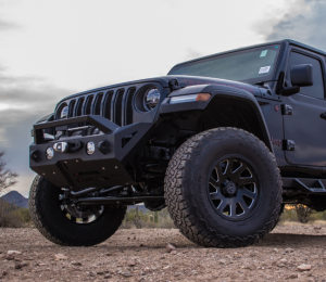 Jeep Bumpers - ICI Magnum Bumpers