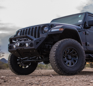 Bumpers by Style - Jeep Wrangler Bumpers - Jeep Wrangler JL 2018-2019