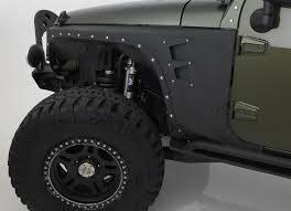 Fenders and Components - Fender - Smittybilt - Smittybilt 76880 XRC Armor Fender Skin