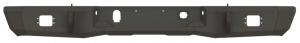 Truck Bumpers - Boondock - Boondock 150-55-070 Rear Bumper Chevy Silverado 1500 2007-2013
