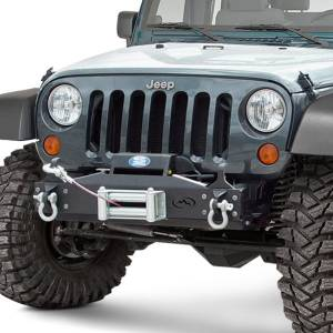 Expedition One - Expedition One JKFB_DX Basic DX Bare Jeep Wrangler JK 2007-2018