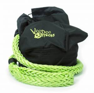 Recovery Tow Ropes and Winch Lines - VooDoo Offroad Recovery Ropes - VooDoo Offroad - VooDoo Offroad 1300000 Rope Bag