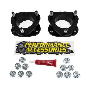 """Suspension Parts - Leveling Kits - Performance Accessories - Performance Accessories PACL227PA 2"""" Leveling Kit 2015 Chevy Colorado 2015-2017"""