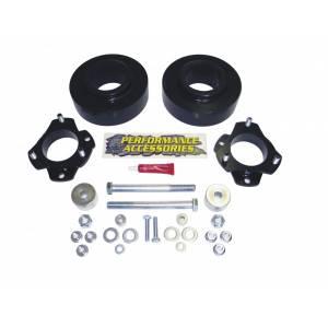 """Suspension Parts - Leveling Kits - Performance Accessories - Performance Accessories PATL228PA 2.25"""" Leveling Kit Toyota FJ Cruiser 2007-2014"""