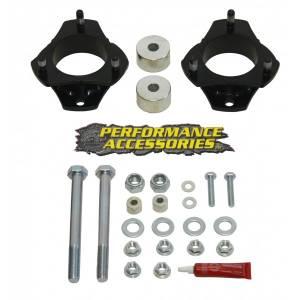 "Suspension Parts - Leveling Kits - Performance Accessories - Performance Accessories PATL230PA 2.5"" Leveling Kit Toyota Tacoma 2005-2016"