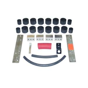 """Suspension Parts - Body Lift Kits - Performance Accessories - Performance Accessories PA102 2"""" Body Lift Kit Chevy/GMC 1994-1997"""