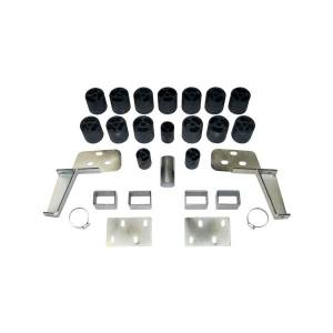 """Suspension Parts - Body Lift Kits - Performance Accessories - Performance Accessories PA113 3"""" Body Lift Kit Chevy/GMC 1995-1998"""