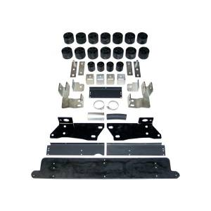 """Suspension Parts - Body Lift Kits - Performance Accessories - Performance Accessories PA10132 2"""" Body Lift Kit Chevy/GMC 2003-2005"""