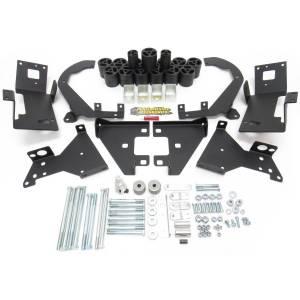 "Suspension Parts - Body Lift Kits - Performance Accessories - Performance Accessories PA10343 3"" Body Lift Kit Chevy Silverado 1500 2016-2018"