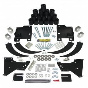 Suspension Parts - Body Lift Kits - Performance Accessories - Performance Accessories PA10333 Body Lift Kit Chevy/GMC 2500/3500 HD 2015-2015