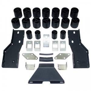 """Suspension Parts - Body Lift Kits - Performance Accessories - Performance Accessories PA10153 3"""" Body Lift Kit Chevy/GMC 2004-2006"""