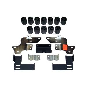 """Suspension Parts - Body Lift Kits - Performance Accessories - Performance Accessories PA10073 3"""" Body Lift Kit Chevy Avalanche 2002-2006"""