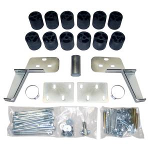 """Suspension Parts - Body Lift Kits - Performance Accessories - Performance Accessories PA10023 3"""" Body Lift Kit Chevy/GMC 1992-1994"""