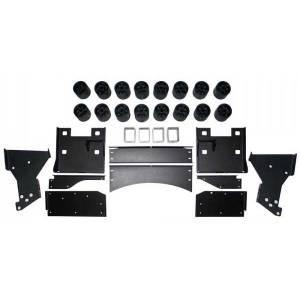 "Suspension Parts - Body Lift Kits - Performance Accessories - Performance Accessories PA10313 3"" Body Lift Kit Chevy Silverado/GMC Sierra 2500HD/3500HD Diesel 2WD/4WD 2015-2015"