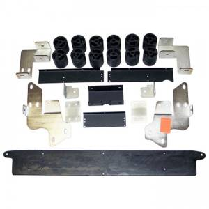 """Suspension Parts - Body Lift Kits - Performance Accessories - Performance Accessories PA10173 3"""" Body Lift Kit Chevy Avalanche 2002-2006"""