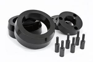 "Daystar Products - Lift Kits - Daystar - Daystar KA09101BK 2"" Lift KIA 2003-2005 2WD/4WD"