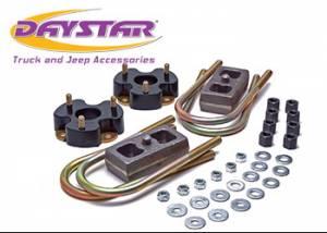 "Daystar Products - Lift Kits - Daystar - Daystar KC09105BK 2"" Lift Dodge RAM 2005-2008 4WD"