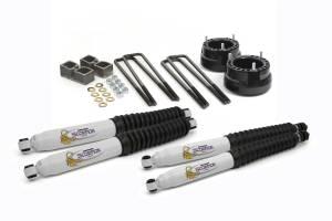 "Shock Absorbers & Accessories - Shock Absorbers - Daystar - Daystar KC09123BK 2"" Lift with shocks Dodge RAM 1500 Mega Cab 1994-2011"