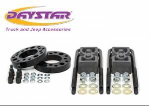 """Daystar Products - Lift Kits - Daystar - Daystar KF09122BK 2"""" Lift Kit Front and Rear Ford F150 2009-2018"""