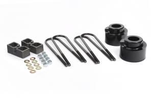 "Daystar Products - Lift Kits - Daystar - Daystar KF09127BK 2"" Lift For Dana 60 with 3.5"" OD Axle Tubes Ford F250/F350 2005-2018"