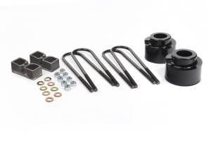 """Daystar Products - Lift Kits - Daystar - Daystar KF09128BK 2"""" Lift For Dana 70 Sterling with 4"""" OD Axle Tubes Ford F250/F350 2005-2018"""