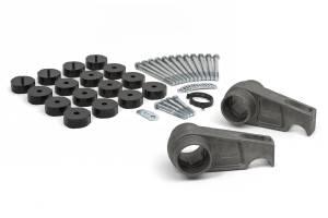 "Daystar Products - Lift Kits - Daystar - Daystar KG09116BK 3"" Leveling Kit/Body Lift Combo GM Midsize 2004-2010"