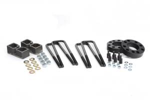 "Daystar Products - Lift Kits - Daystar - Daystar KG09118BK 2"" Lift Chevy 1500 2007-2013 2/4WD"
