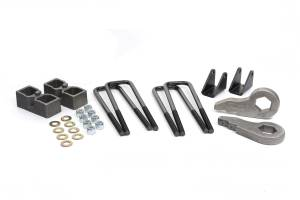 """Daystar Products - Lift Kits - Daystar - Daystar KG09119 2"""" Lift works with Purple Blue Brown and Yellow Factory Torsion Keys GM 2500 1999-2010"""