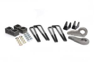 "Daystar Products - Lift Kits - Daystar - Daystar KG09120 2"" Lift Works with Orange Green Or White Factory Torsion Keys GM 2500 1999-2010"