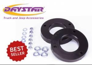 "Suspension Parts - Leveling Kits - Daystar - Daystar KG09139BK 2"" Leveling Kit Chevy 1500 Silverado 2007-2018 2/4WD"