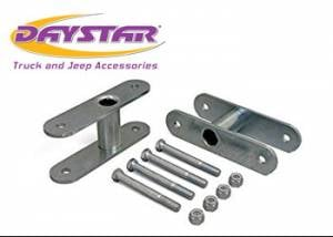 "Daystar Products - Leaf Spring Shackles - Daystar - Daystar KG60002 84-94 S10 Pickup 1.5"" Rear Non Greaseable Shackle"